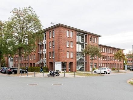 Gepflegte Büroimmobilie mit kleinerer Büroaufteilung Nähe Uni