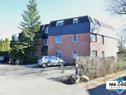 Schicke 3-Zimmer-Wohnung am Bürgerfelder Teich in Oldenburg!