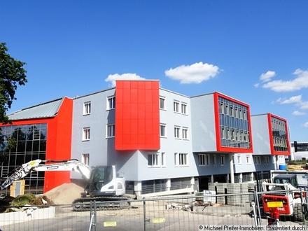 Erstklassige Neubaubüroflächen in bester Anbindung und Infrastruktur.