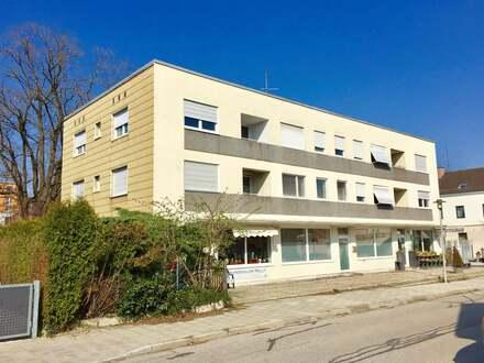 Solides Wohn- u. Geschäftshaus mit Potential in Mühldorf am Inn