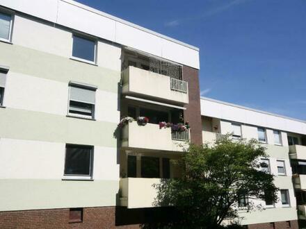 3-Zimmer Eigentumswohnung mit Loggia und Blick ins Grüne