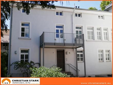 Wohnen und Arbeiten im Kurgebiet: Kernsaniertes Stadthaus in Bestlage!