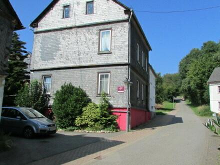 Haus mit Charme und eingewachsenem Grundstück