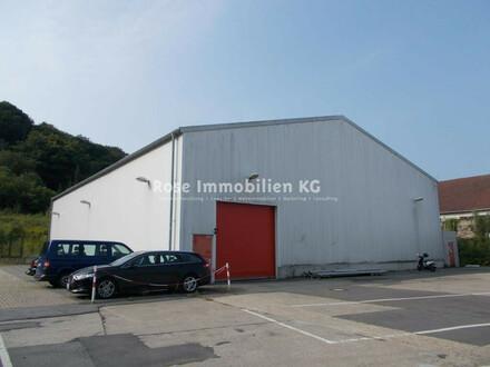 ROSE IMMOBILIEN KG: Kaltlager an der Bundesstraße in Porta Westfalica.