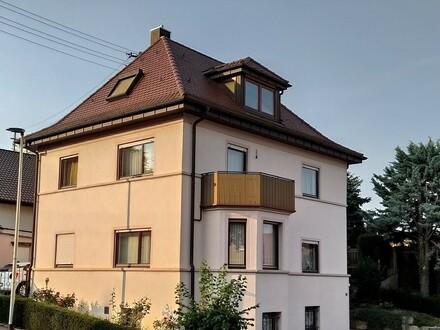 Einfamilienhaus am Haigern incl. Dachstudio mit Aussicht, 2 Bäder, überdachter Terrasse, Garten, Garage