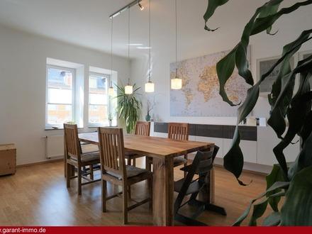* * * Exklusive 3 1/2 Zimmer-Wohnung in Ulmer Jugendstilhaus * * *