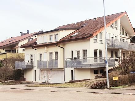 Attraktive helle Wohnung in Weinsberg am Waldrand 5 Zimmer sehr gepflegt
