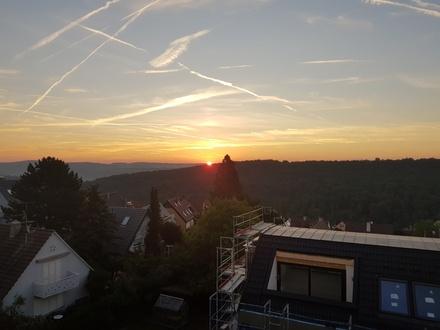 Sonnige Dachgeschosswohnung in S-Sillenbuch