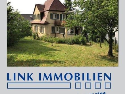 S-Zuffenhausen: Einfamilienhaus mit Gartenidyll