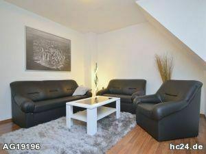 Hochwertig möblierte Wohnung mit Balkon, WLAN und Reinigungsservice in St.-Peter