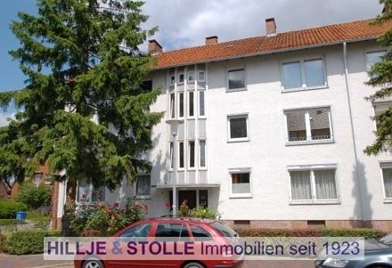Gut strukturierte Mietwohnung im sehr begehrten Oldenburger Ehnernviertel - kurzfristig verfügbar!