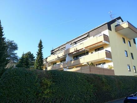 3-4 Zimmer Sonnenwohnung mit Balkon in Schierstein!
