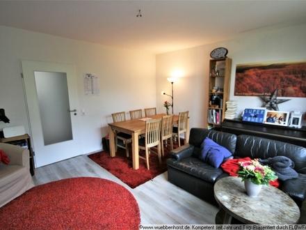 3-Zimmer-Maisonettewohnung mit Einbauküche im Bürgereschviertel