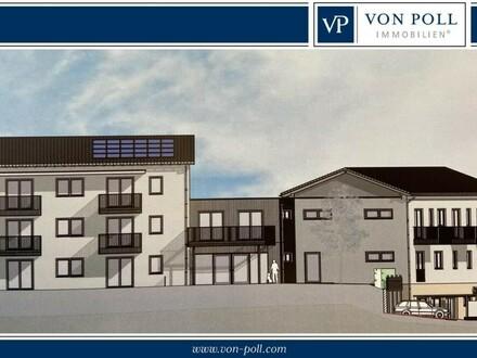 Neubau 2-Zimmer-Wohnungen in betreutem Wohnen