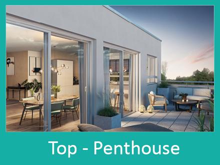 Urban Living - Penthouse mit gehobener Ausstattung