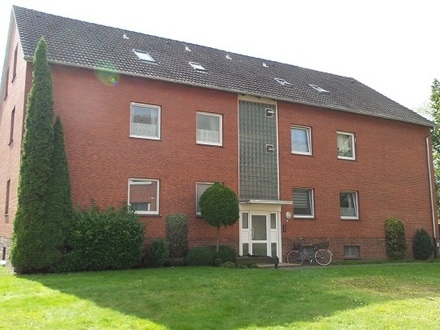 4-Zimmer-Dachgeschosswohnung ohne Balkon in Wiefelstede-Metjendorf