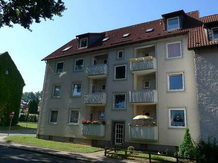 2 Zimmer-Wohnung mit Balkon in der Südstadt von SZ-Bad