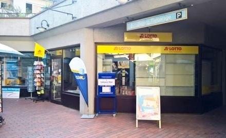 Alt eingeführter Lotto- und Schreibwarenladen nahe Zentrum zu vermieten - Nutzungsänderung möglich