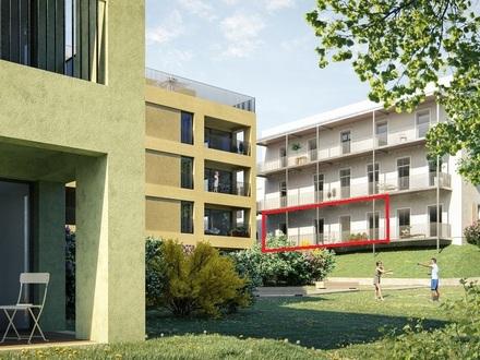 3-Zi-Wohnung, sanierter Altbau, Erstbezug!