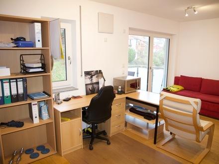 INN81: Fast neue 1,5-Zimmer-Wohnung in Uninähe mit hochwertiger Ausstattung