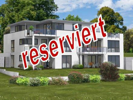 NEU!! Erstklassige Neubauwohnung mit großem, überdachten Balkon in Löhne-Ostscheid!