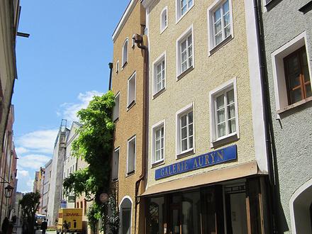 Altstadt von Burghausen: Historisches Stadthaus