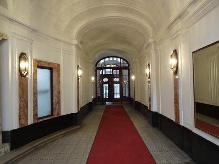 Gediegenes Büro in aufwendig restauriertem Altbau nächst Belvedere