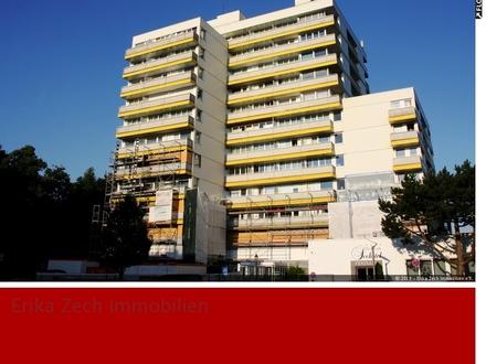 TOP Renovierte 1-Zimmer-Wohnung mit tollem Ausblick in 23795 Bad Segeberg