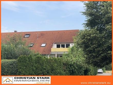 Gemütliche, ruhig gelegene 3 Zimmer-Wohnung mit großer Dachterrasse!