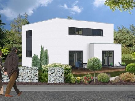 RB Immobilien - Massiv gebaute Villa im Bauhausstil auf höchstem Niveau in Laubenheim (Nahe)!