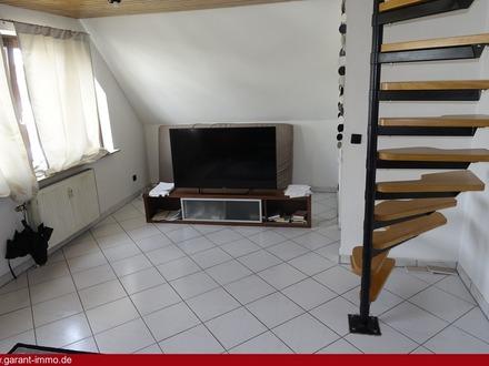!!! Nette 1 1/2 Zimmer-Maisonette-Wohnung zur Kapitalanlage !!!