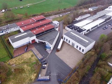 4 Produktionshallen mit 2 Bürobereichen und Sozialräumen in Neunkirchen-OT!