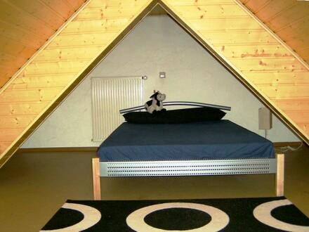 Studiowohnung mit Schlafloft