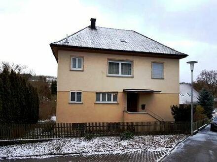Alte Villa mit großem Grundstück sehr zentral in Neresheim gelegen