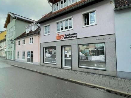 Ladenlokal / Büroeinheit in guter Lage im Zentrum von Isny zu vermieten