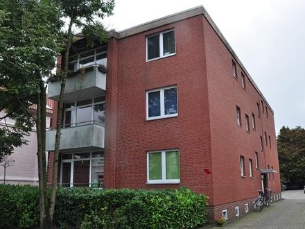 2-Zimmer-Eigentumswohnung mit Balkon im Ziegelhofviertel