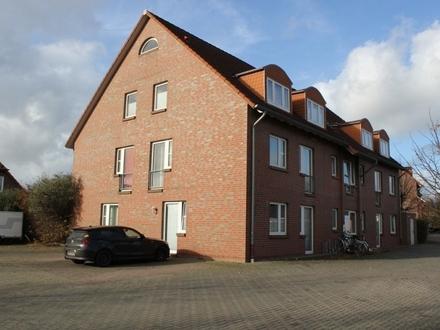 5094- Schöne 2 Zimmerwohnung mit Balkon in Westerstede!