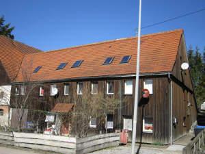 Vermietetes Mehrfamilienhaus mit vier Wohnungen