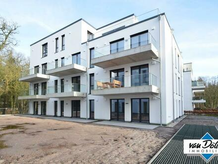 Erstbezug - Exklusive 2-Zimmer-Neubauwohnung im Palaisgarten Rastede !