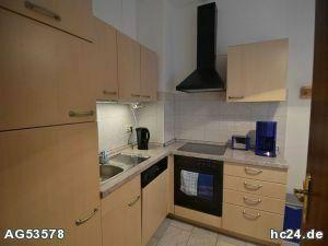***möblierte und gepflegte 2-Zimmerwohnung in Ulm Zentrum
