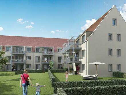 Die familienfreundliche Wohnung im Zentrum von Schwäbisch Gmünd