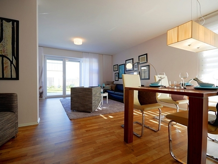 Reihenendhaus 5-Zimmer mit viel Stil möbliert - Einziehen und wohlfühlen