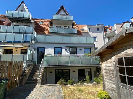 Geräumige 2-Zimmer Wohnung mit Terrasse