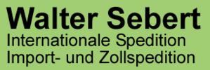 Walter Sebert GmbH Int. Sped.