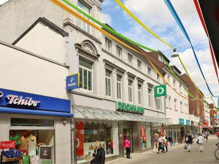 TT bietet an: Gewerbeimmobilie mitten in Wilhelmshaven in bester Einkaufslage!