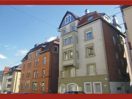 Wer die Nähe zur Stadt sucht, wird diese Wohnung lieben!