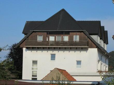 Großzügige 2 Zimmer-ETW mit Balkon in Bodenwerder