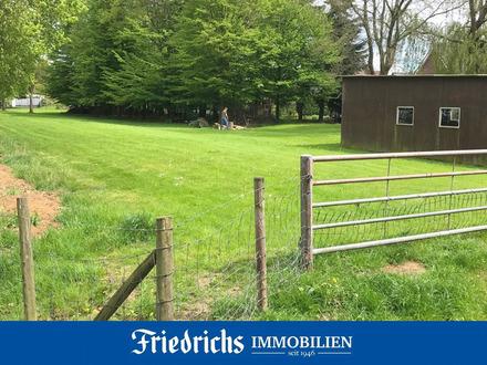 Bauplatz zur Einzel- und Doppelhausbebauung in absolut ruhiger Wohnlage in Berne