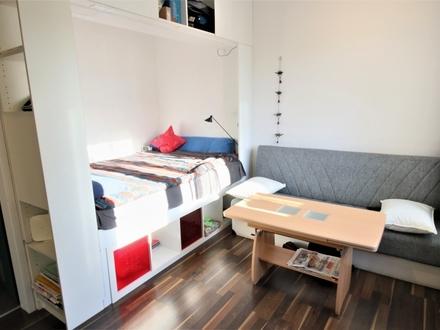 Kapitalanlage: 1 Zimmerwohnung in zentraler Lage von Darmstadt