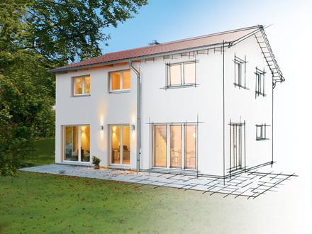 Neubau Naturholzhaus INKLUSIVE Grundstück in Berkheim